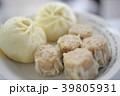 シュウマイと豚まん perming写真素材 39805931