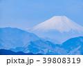 高尾山から望む富士山 39808319