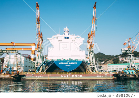 長崎港  39810677