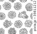 パターン 柄 模様のイラスト 39811212