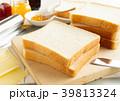 食パン まな板 角型食パン 主食 ジャム 39813324