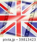 Union Jack Represents British Flag And Background 39813423