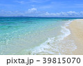 海 ビーチ 波打ち際の写真 39815070