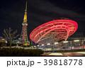 愛知県 名古屋 栄の夜景 39818778
