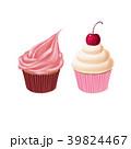 ベクター ケーキ カップケーキのイラスト 39824467