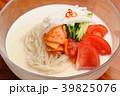 豆乳 冷麺 39825076