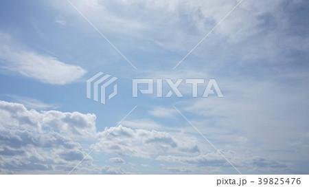 空 青空 雲 16:9 39825476