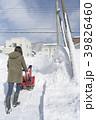 除雪作業 39826460