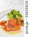 カルパッチョ 鮭 料理の写真 39826826