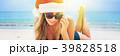 ビーチ 浜辺 女の写真 39828518