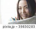 女性 アジア人 くつろぐの写真 39830283