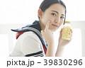女子高生 女子 ビューティーの写真 39830296