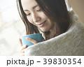 女性 くつろぐ ティータイムの写真 39830354