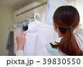 洗濯 洗濯物 女性の写真 39830550