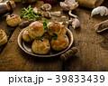 チーズ ロールパン パン生地の写真 39833439
