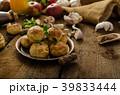 チーズ ロールパン パン生地の写真 39833444