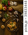 チーズ ロールパン パン生地の写真 39833448