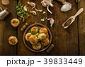 チーズ ロールパン パン生地の写真 39833449