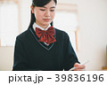 勉強 学生 生徒の写真 39836196