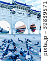 中正紀念堂與鴿子 Chiang Kai-shek Memorial Hall 中正記念堂とハト 39839571