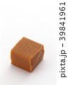 キャラメル ミルクキャラメル お菓子の写真 39841961