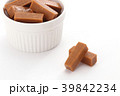 キャラメル ミルクキャラメル お菓子の写真 39842234