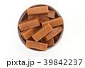 キャラメル ミルクキャラメル お菓子の写真 39842237
