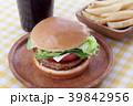 ハンバーガー 39842956