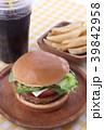 ハンバーガー 39842958