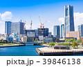横浜 みなとみらい 横浜港の写真 39846138