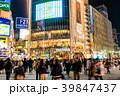 渋谷 スクランブル交差点 渋谷駅前の写真 39847437