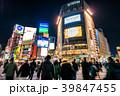 渋谷 スクランブル交差点 渋谷駅前の写真 39847455