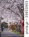 福島県郡山市民の憩いの場穴場人気スポット五百淵公園。春を満喫できる満開の桜のトンネルに大歓声 39850903