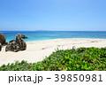 海 ビーチ 砂浜の写真 39850981