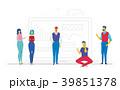ベクトル 人々 人物のイラスト 39851378