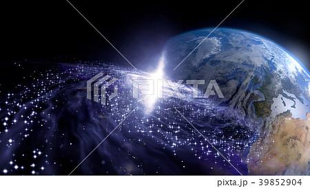地球と銀河 39852904