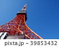 東京タワー タワー ランドマークの写真 39853432