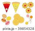 お菓子の素材 39854328