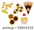 お菓子の素材 39854329