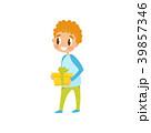 子供 少年 男の子のイラスト 39857346