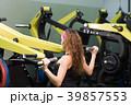 スポーツジム フィットネス 女性の写真 39857553