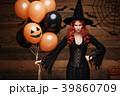 ハロウィン ハロウィーン コスチュームの写真 39860709
