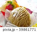 ショートケーキ 39861771