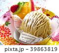 ショートケーキ 39863819