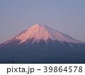 富士山(静岡県富士宮市) 3月 39864578