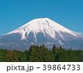 富士山(静岡県富士宮市) 3月 39864733
