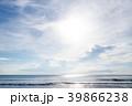 背景 ビーチ 浜辺の写真 39866238