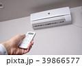 エアコンとリモコン 39866577