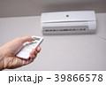 エアコンとリモコン 39866578