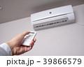 エアコンとリモコン 39866579